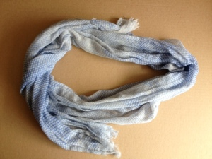 starting scarf