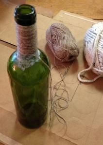 starting wine