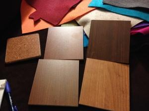 wood backers