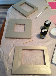 painting frames