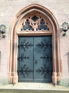 church door2