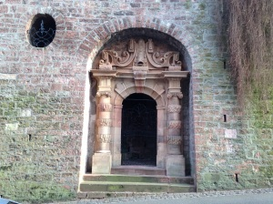 wall entry