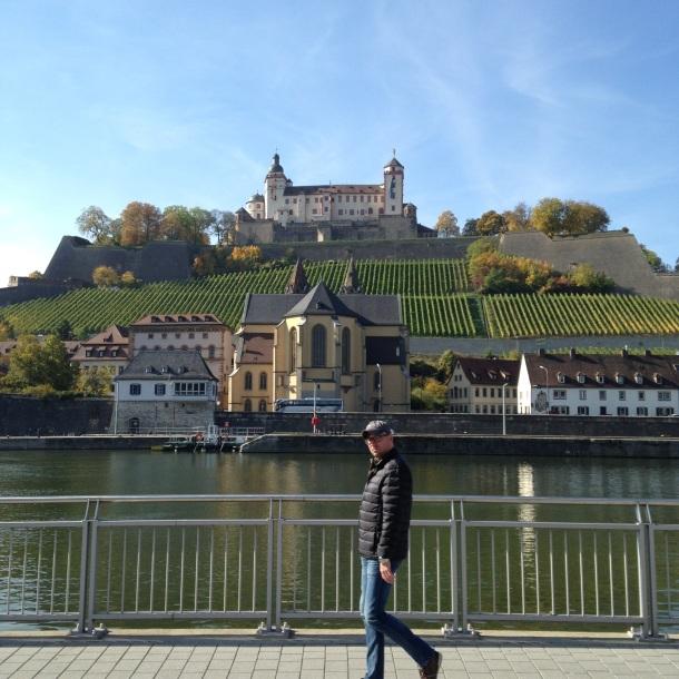Wurzburg stranger