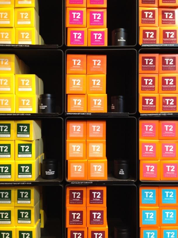 T2 Tea Shop